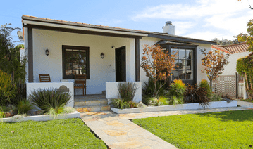 1926 Spanish home for sale in Larchmont Village, Los Angeles Realtor