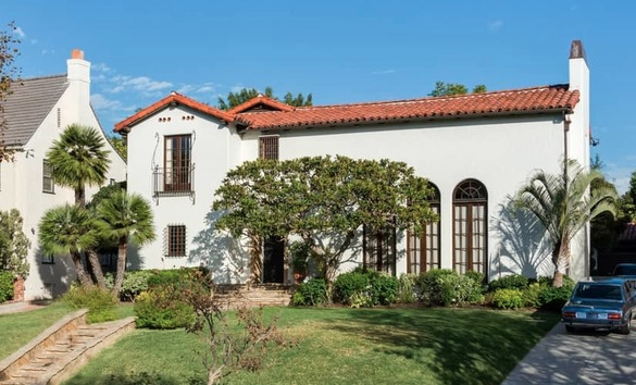 Incredible Moorish/Spanish Villa in Hancock Park | Los Angeles Real Estate Blog