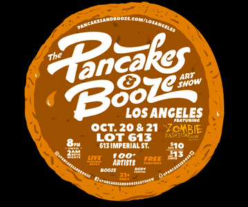 LA Events Blog- Pancakes and Booze